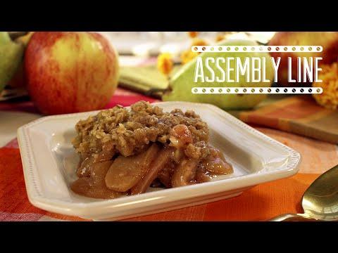Crock Pot Crumble | Assembly Line