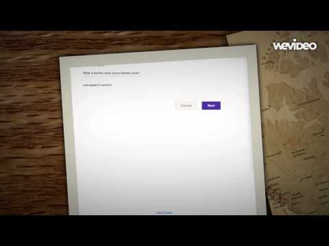 How to recover yahoo id
