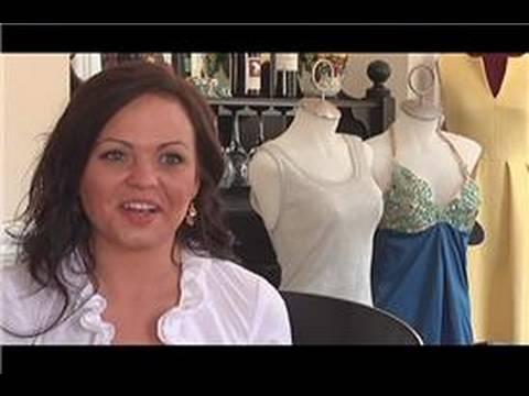 Fashion Design Careers : How to Design a Dress