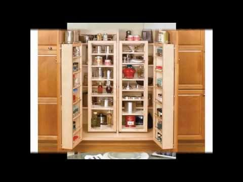 Good Kitchen pantry cabinet ideas
