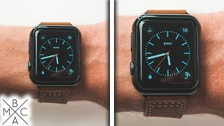 Apple Watch 38mm vs. 42mm: WATCH THIS BEFORE YOU BUY! ⌚️