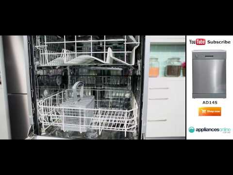 Arc Dishwasher AD14S reviewed by product expert - Appliances Online