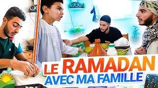 LE RAMADAN EN FAMILLE 👨👩👦👦 - FAHD EL