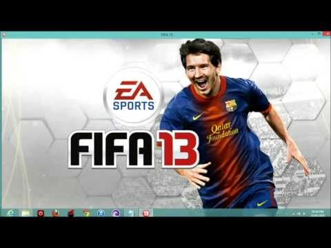 Fifa 13 - Crash Dump Fix
