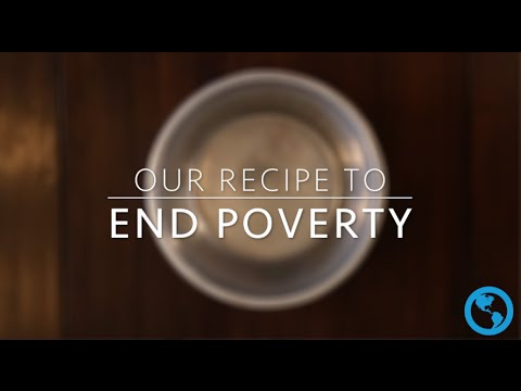 Recipe to End Poverty