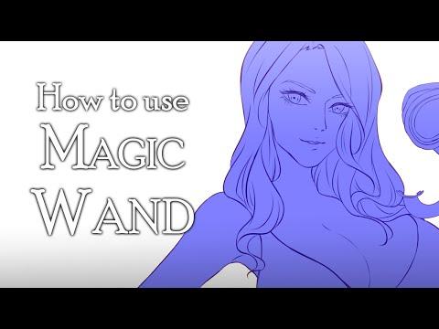 [PAINT TOOL SAI] - The Magic of Magic Wands *_*