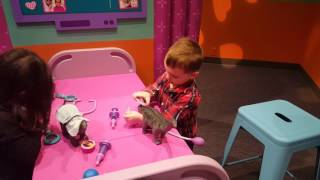Doc mcstuffins exhibit