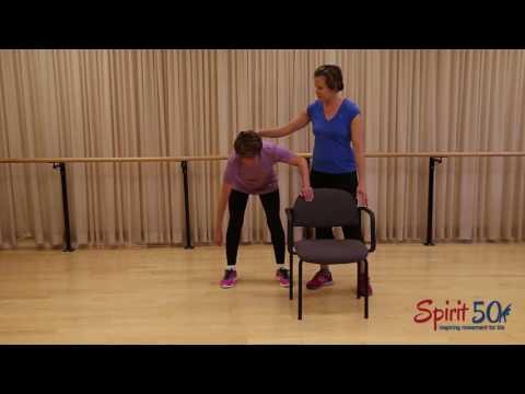 Ease shoulder pain exercise