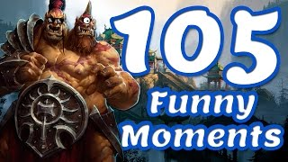 Heroes of the Storm: WP and Funny Moments #105