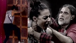 Bigg Boss 10 | Day 52 | Bani's psychotic behaviour after a fight with Swamiji | 9th Dec 2016