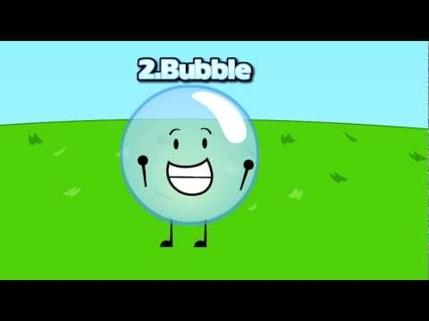 Download My BFDI Favourite List (Beanme100)