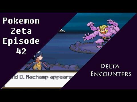 Pokemon Zeta Episode 42: Delta Encounters