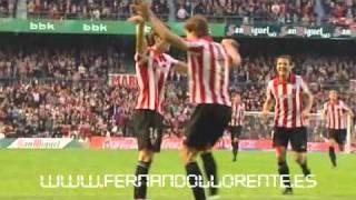 Los mejores goles de Fernando Llorente