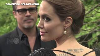 "Angelina Jolie INTERVIEW | ""Lonely Without Brad & My Mother"" 