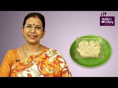 Ellu Thuvaiyal | Mallika Badrinath Recipes | Calcium Rich South Indian lunch
