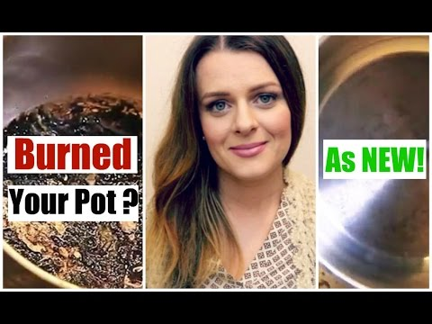 Burned your pot to death?