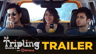 TVF Tripling Season 2 | Official Trailer | All episodes streaming April 5th on TVFPLAY & SONYLIV