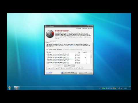 How To: Boost Your Game Performance By 60x Or More! (Windows Vista/7)