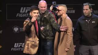Fight Night Brooklyn: Pre-Fight Press Conference Faceoffs