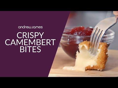 Crispy Camembert Bites by Andrew James