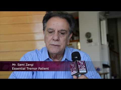 FUS - revolutionary treatment for tremor