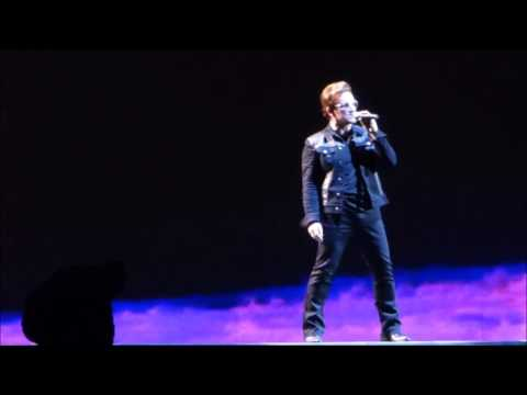 U2 In God's Country (Multicam HD Audio) Joshua Tree Tour 2017