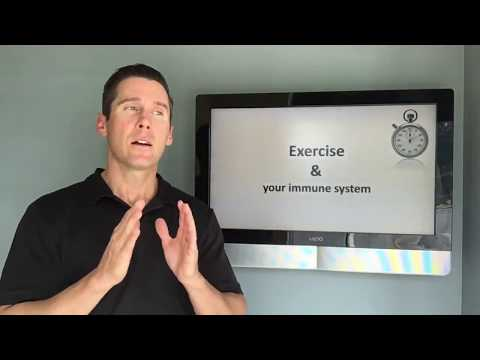 immune system and exercise