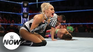Lana picks up her first-ever win in WWE Mixed Match Challenge: WWE Now
