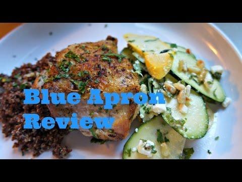 Blue Apron Box Review