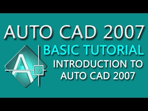 AutoCad 2007 Essential Training_4-Dimension & Modify Toolbar