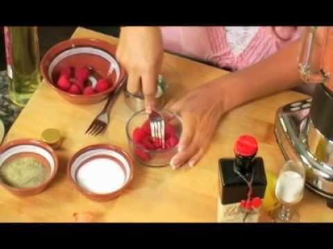 Raspberry Balsamic Dressing