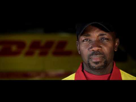 I am here for you - I am DHL English