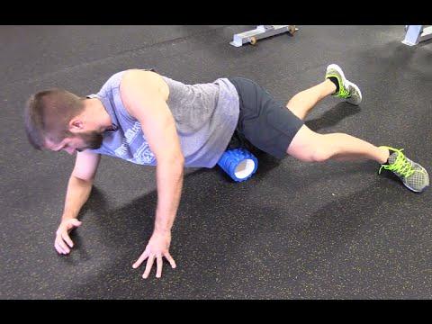 How to PROPERLY Foam Roll the Hip Flexors