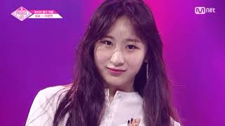 ENGSUB] 180711 Lee Chaeyeon - National Producer's Garden 1st