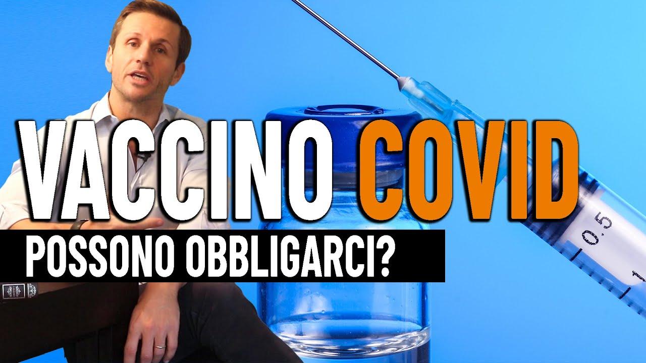 Vaccino Covid: può essere obbligatorio?   avv. Angelo Greco