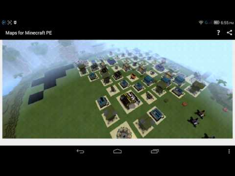 How to download maps in mcpe no jailbreak and pc