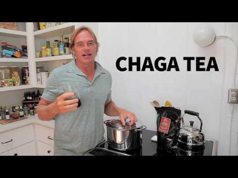 The Secret Health Benefits of Chaga Tea