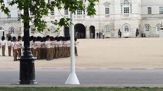 Guard Mount from Horse Guards 22 May 2017 27 Videos & Books