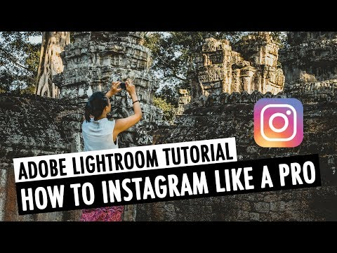 How To Make Your Instagram Look So Damn Good | Adobe Lightroom Tutorial | RehaAlev