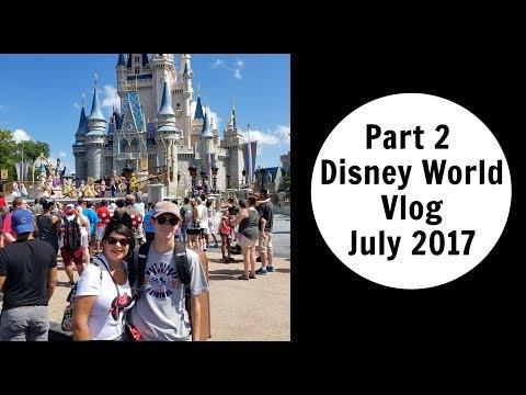 Walt Disney World Vlog July 2017 Part 2