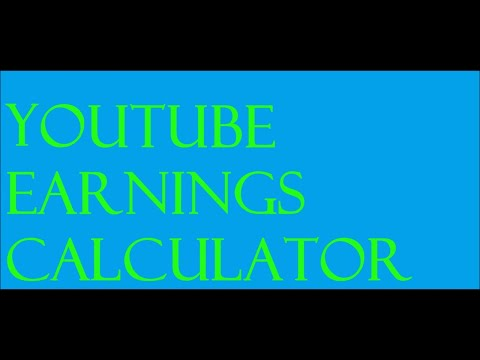 YOUTUBE REVENUE CALCULATOR, YOUTUBE CPM CALCULATOR, WHAT IS ESTIMATED MONETIZED PLAYBACKS?