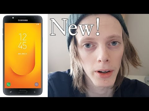 Samsung Galaxy J7 Duo New Phone For India! Dual Rear Camera!