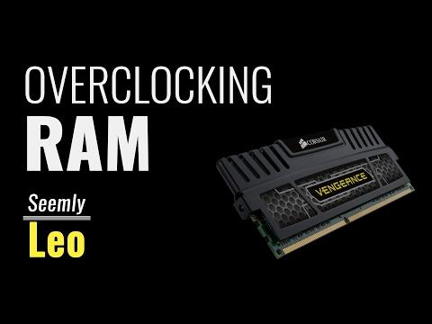 Overclocking RAM | Frequency, Latency Optimization