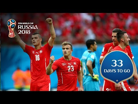 33 DAYS TO GO! Swiss successes