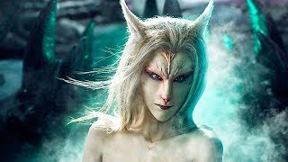 2019 Latest Fantasy Chinese Movies - [ Demon Hunter ] - Best Action Movies