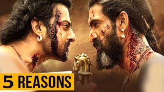 Top 5 Reasons To Watch Bahubali 2 The Conclusion | Box Office