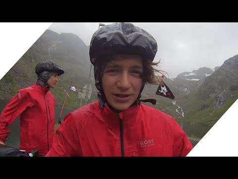 [FULL VERSION] Fünf Jungs mit dem Rad durch Norwegen [DE/EN] | #cycle-norway