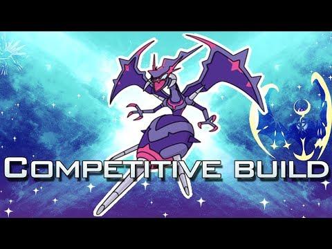 Naganadel Competitive Build Guide - Pokemon Ultra Sun & Ultra Moon