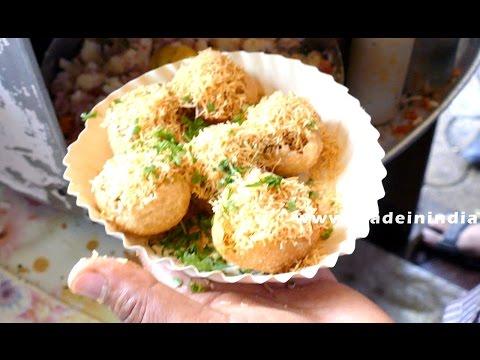 Ragda Puri Recipe | How to make Bombay Chaat Street Food Masala street food