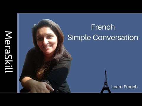 French Simple Conversation | Learn French Online | Learn French Language | French Class
